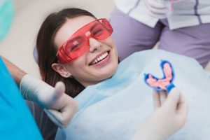 Premier Dental Care provides adult and children patients with fluoride treatment in Idaho Falls.